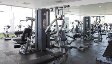 Fitness center Krystal Puerto Vallarta Hotel Puerto Vallarta