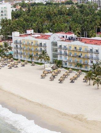 Facade Krystal Puerto Vallarta Hotel Puerto Vallarta